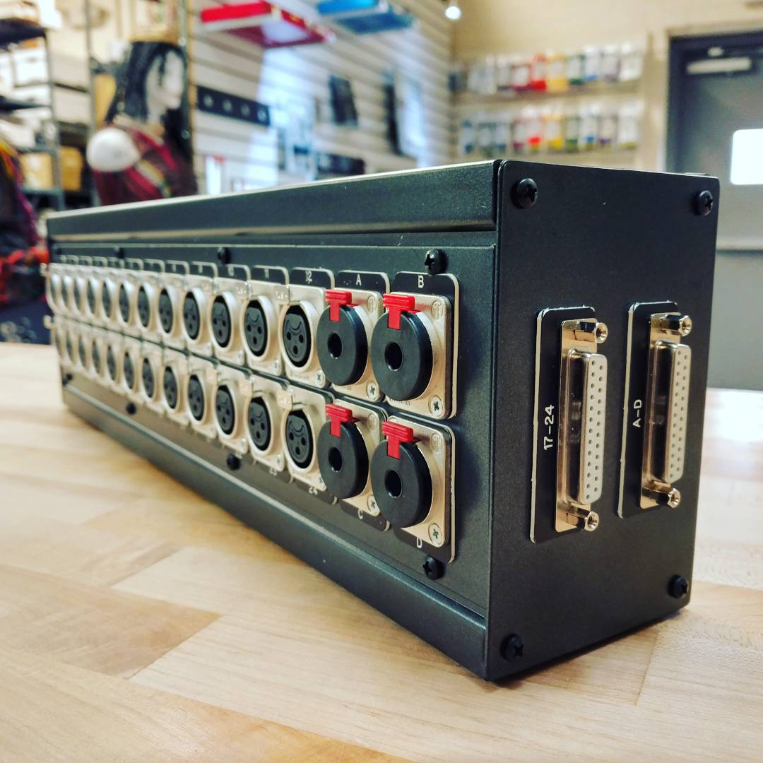redco snake boxes for ucp modular panels redco audio