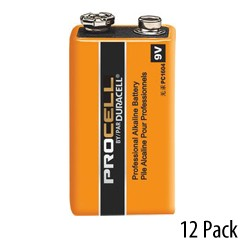 DURACELL PC1604BKD09